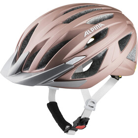 Alpina Delft MIPS Helmet, rose matt